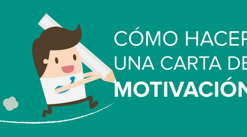 carta motivacion